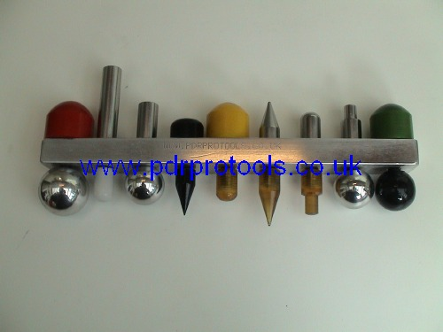 Screw On Tip Selection, USA Threads.