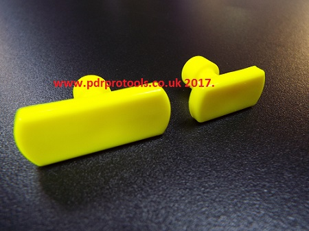 Smooth Series Plastic Crease Tabs x 8.
