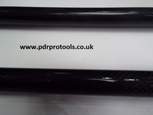 "Carbon Fibre PDR Hammers, Screw-In Tips, 13"" + 19"" USA"
