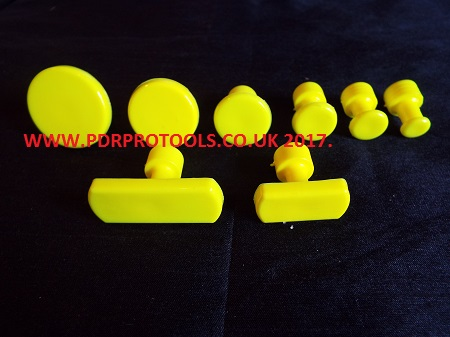 Smooth Series High Impact Glue Tabs x 8.