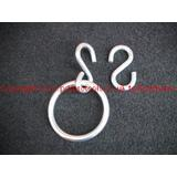 """O"" Ring + Heavy Duty S-Hooks."
