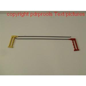 "Wire Tools x 2,  16"" shafts"